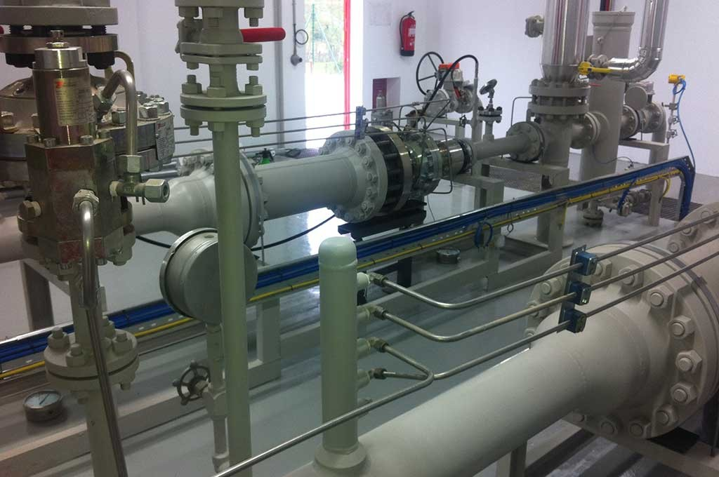 Gas Pressure Regulating and Metering Stations